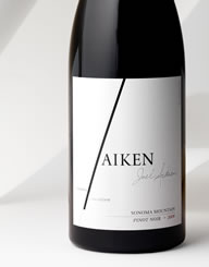Aiken Wine Label and Package Design Thumbnail