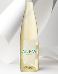 Anew Wine Label and Package Design Thumbnail