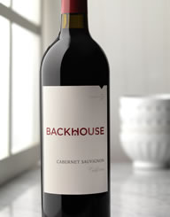 Backhouse Wine Label and Package Design Thumbnail
