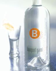 BouquetGarni Spirits Label and Package Design Thumbnail
