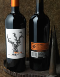 Brazin Wine Label and Package Design Thumbnail