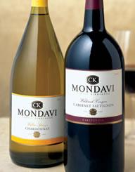 CK Mondavi Wine Label and Package Design Thumbnail