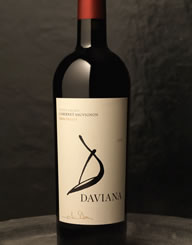 Daviana Wine Label and Package Design Thumbnail
