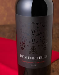 Domenichelli Wine Label and Package Design Thumbnail