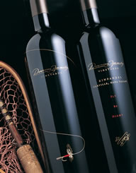 Downing Family Wine Label and Package Design Thumbnail