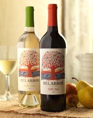Fetzer Bel Arbor Wine Label and Package Design Thumbnail