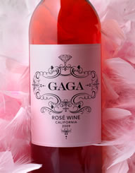 GaGa Wine Label and Package Design Thumbnail