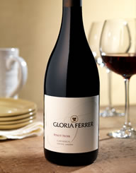 Gloria Ferrer Wine Label and Package Design Thumbnail