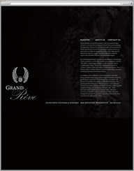 Grand Reve Website Thumbnail