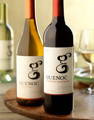 Guenoc Wine Label and Package Design Thumbnail