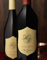 HdV Wine Label and Package Design Thumbnail