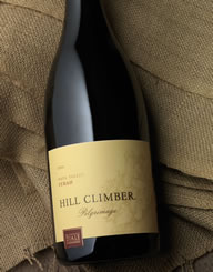 Hill Climber Wine Label and Package Design Thumbnail