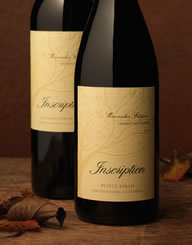 Inscription Wine Label and Package Design Thumbnail