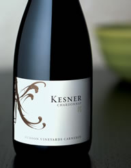 Kesner Wine Label and Package Design Thumbnail