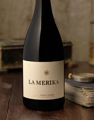 La Merika Wine Label and Package Design Thumbnail