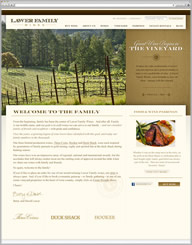Lawer Family Wines Website Thumbnail
