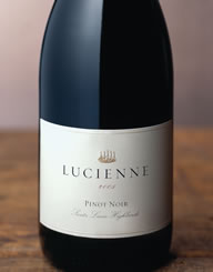 Lucienne Wine Label and Package Design Thumbnail