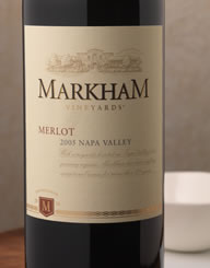 Markham Wine Label and Package Design Thumbnail