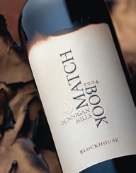 Matchbook Wine Label and Package Design Thumbnail