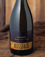 Mossback Wine Label and Package Design Thumbnail