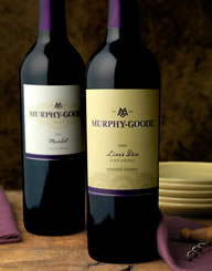 Murphy Goode Wine Label and Package Design Thumbnail