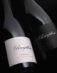 Perception Wine Label and Package Design Thumbnail
