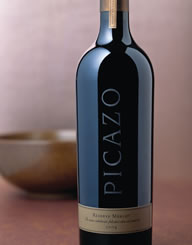 Picazo Wine Label and Package Design Thumbnail