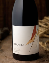 Presquile Wine Label and Package Design Thumbnail