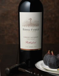 Riboli Family Vineyard Wine Label and Package Design Thumbnail