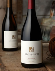Riverbench Wine Label and Package Design Thumbnail