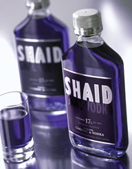 Shaid Spirits Label and Package Design Thumbnail