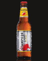 Stampede Spirits Label and Package Design Thumbnail