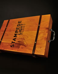 Stampede Wooden Box 2 Thumbnail