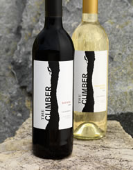 The Climber Wine Label and Package Design Thumbnail