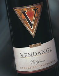Vendange Wine Label and Package Design Thumbnail
