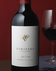 Vinifera Wine Label and Package Design Thumbnail