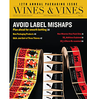 CF Napa Shares Expertise: Wines & Vines Cover Story