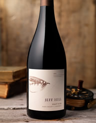 Jeff Hill Wine Label and Package Design Thumbnail
