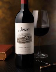 Jordan Wine Label and Package Design Thumbnail
