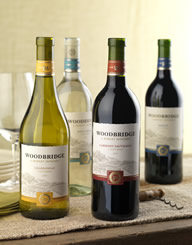 Woodbridge by Robert Mondavi Wine Label and Package Design Thumbnail