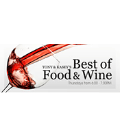 "AM650's Best of Food & Wine Guest Speaker David Schuemann, Author of ""99 Bottles of Wine"""