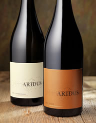 Aridus Wine Label and Package Design Thumbnail
