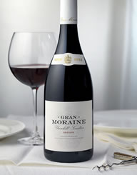 Gran Moraine Wine Label and Packaging Design Thumbnail