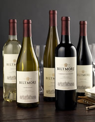 Biltmore Wine Label and Package Design Thumbnail