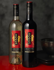 Hogue Wine Label and Package Design Thumbnail