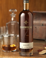 Charboneau Spirits Label and Package Design Thumbnail